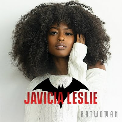 Javicia Leslie is first Black actress to play Batwoman