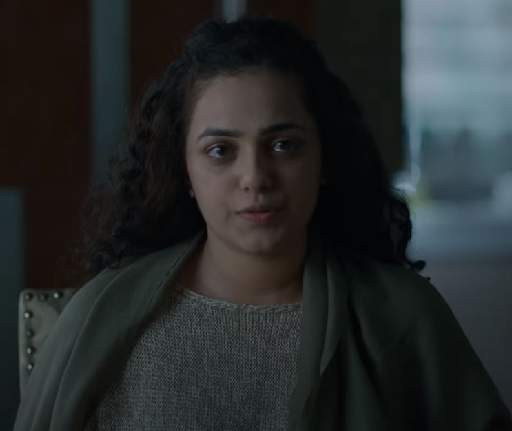 A man who did all he could to save his family - Nithya Menen