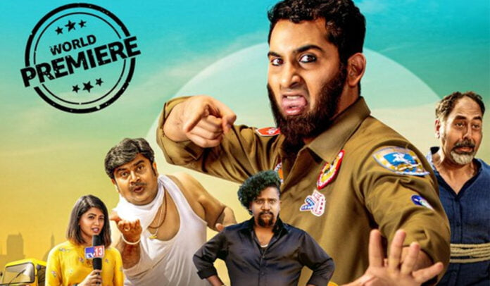 Amazon Prime Video releases the poster of much awaited Kannada film 'French Biryani'