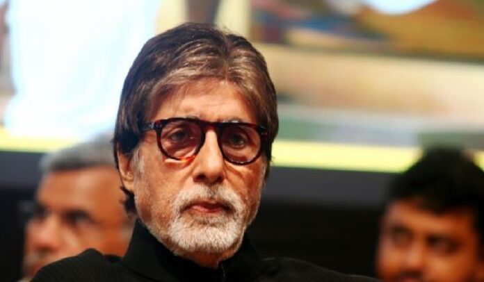Amitabh Bachchan is 91 kg and 'off to the gym'
