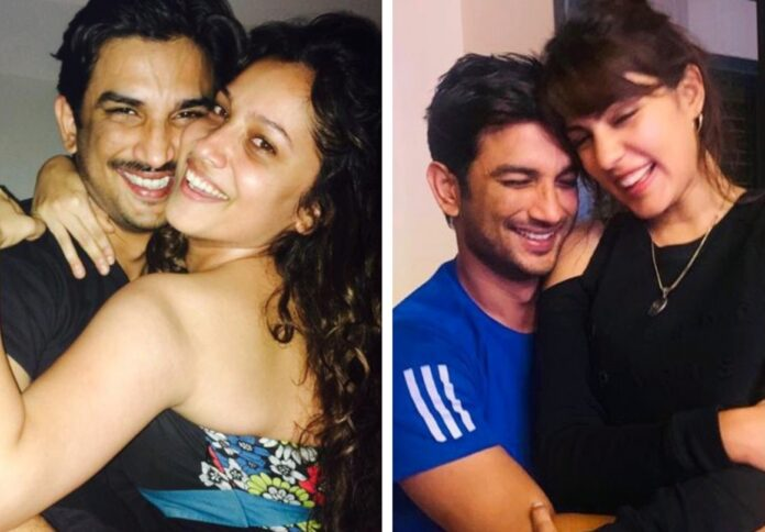 Ankita Lokhande and Rhea Chakraborty shared post for the first time after the death of Sushant Singh Rajput