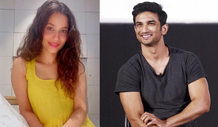 Ankita Lokhande shares a post with a heartwarming caption after a month of Sushant Singh Rajput's demise.