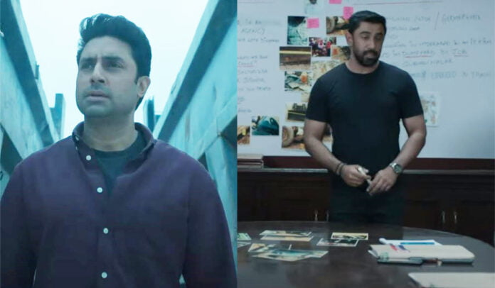 Breathe - Into the Shadows Trailer Abhishek Bachchan desperate to find his missing daughter, Amit Sadh back as police officer in an edge of the seat thriller