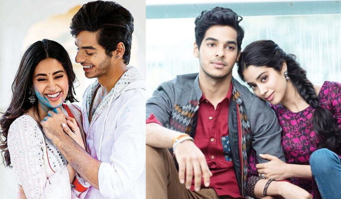 Dhadak completes 2 years Ishaan Khatter and Janhvi Kapoor's romantic Dialogues