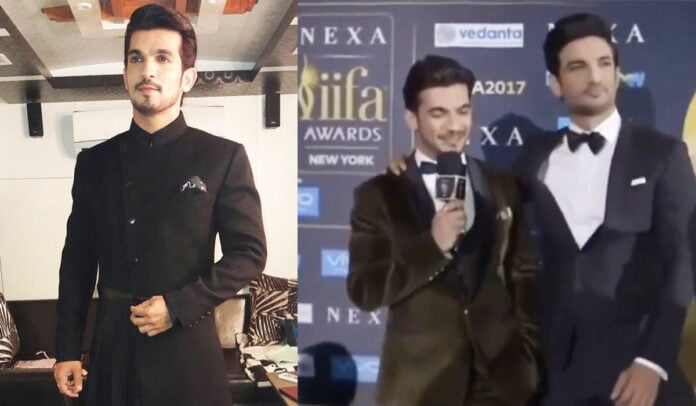 Dil Bechara Day Arjun Bijlani shares a throwback video with Sushant Singh Rajput