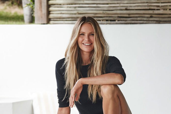 Elle Macpherson is not stressed about ageing