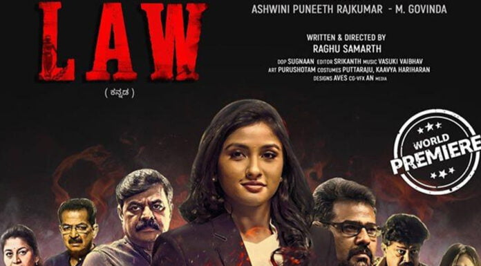Here's why Amazon Prime Video's 'Law' actress Ragini Prajwal agreed to do the film