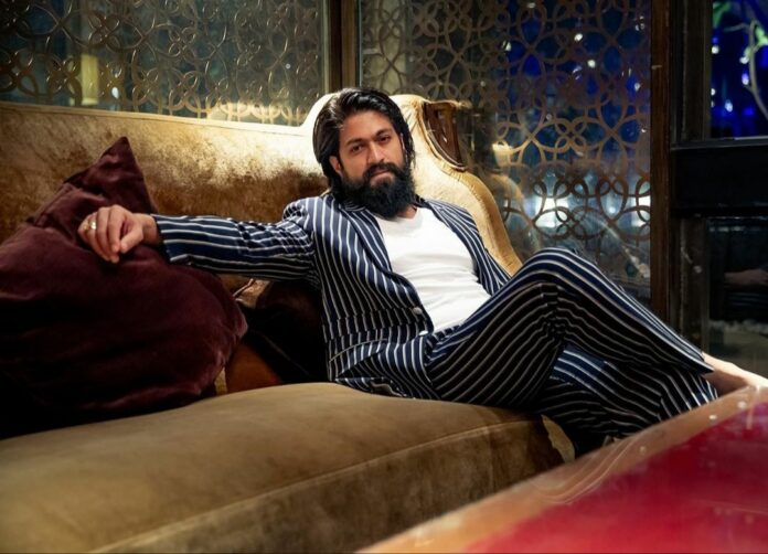 KGF 2 will be five-folds of KGF 1, says superstar Yash on the movie's upcoming sequel
