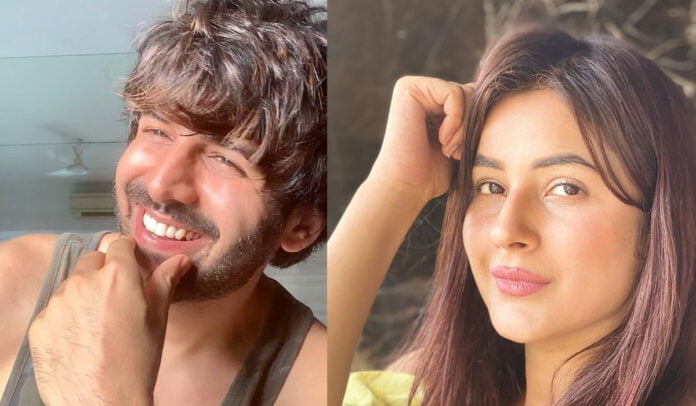 Kartik Aaryan's funny comment on Shehnaaz Gill's latest picture makes him trend all night