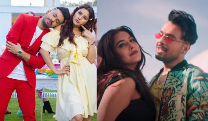 Kurta Pajama Song out Shehnaaz Gill and Tony Kakkar's sizzling chemistry in this peppy song