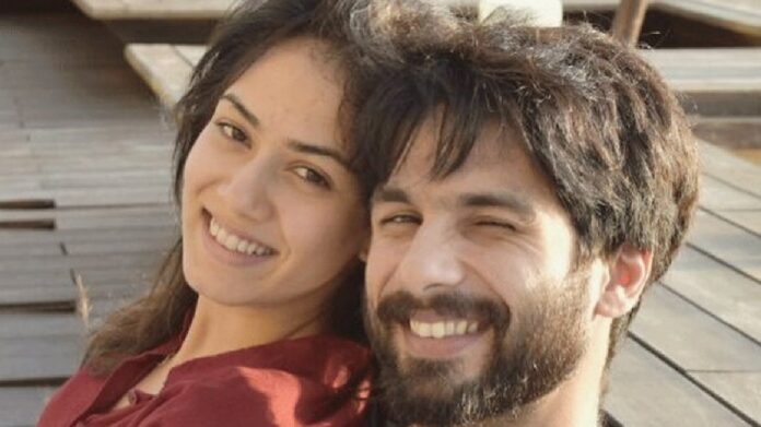 Mira Rajput to Shahid: I fall in love with you more every day
