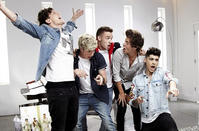 One Direction 'Best Song Ever' Song Lyrics