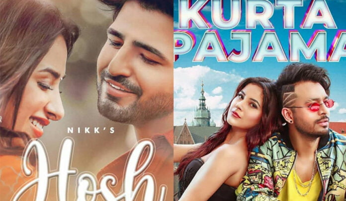 Poll Alert - Mahira Sharma's 'Hosh' or Shehnaaz Gill's Kurta Pajama Which song are you excited for