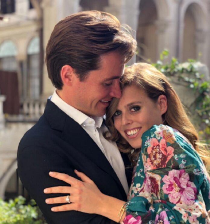Queen Elizabeth Grand daughter Princess Beatrice, marries fiance in private ceremony at Windor