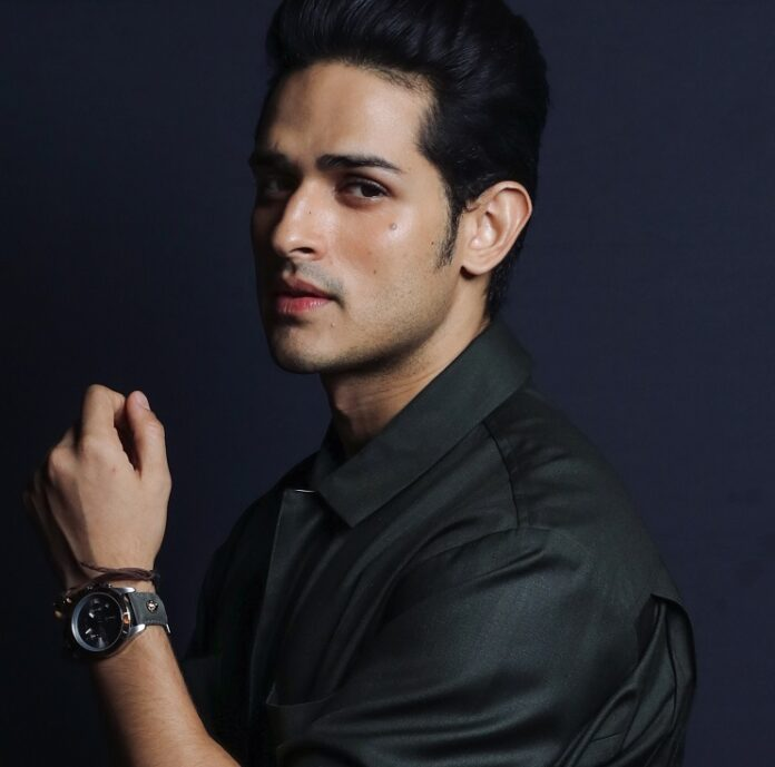 Priyank Sharma roped in to play a pivotal role in ALTBalaji and ZEE5's MumBhai