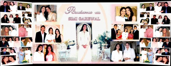 Rendezvous with Simi Garewal