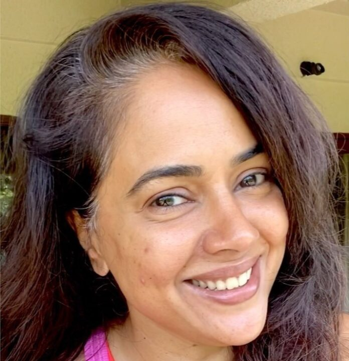 Sameera Reddy shares an important message against body shaming