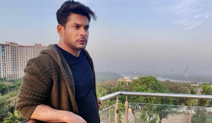 Sidharth Shukla shares BTS picture from upcoming song 'Dil Ko Karaar Aaya'