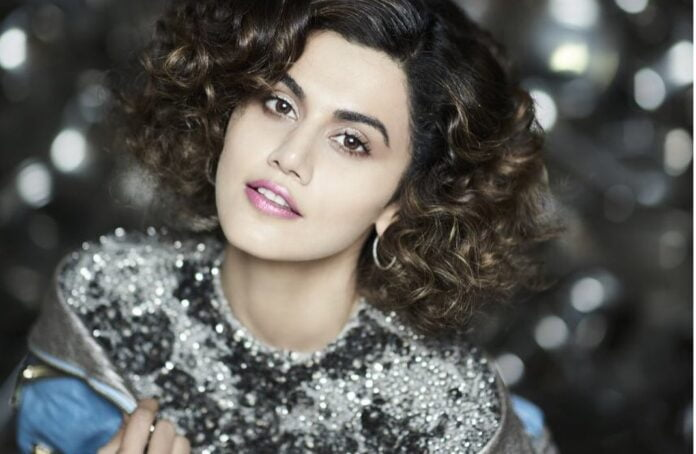 Taapsee Pannu is all-praise for Amazon Prime Video's film 'Shakuntala Devi'