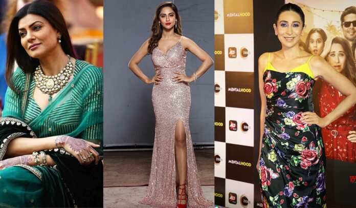 There are 5 divas from the OTT world who make the audience go gaga with their style quotient