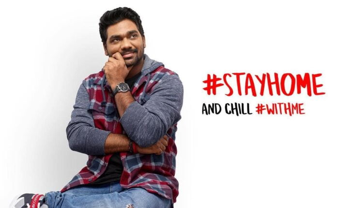 Zakir Khan_Stand Up Comedian_Stay home and chill with me
