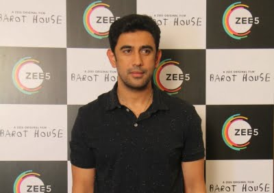 Amit Sadh: Don't give any person the courage to call you an outsider