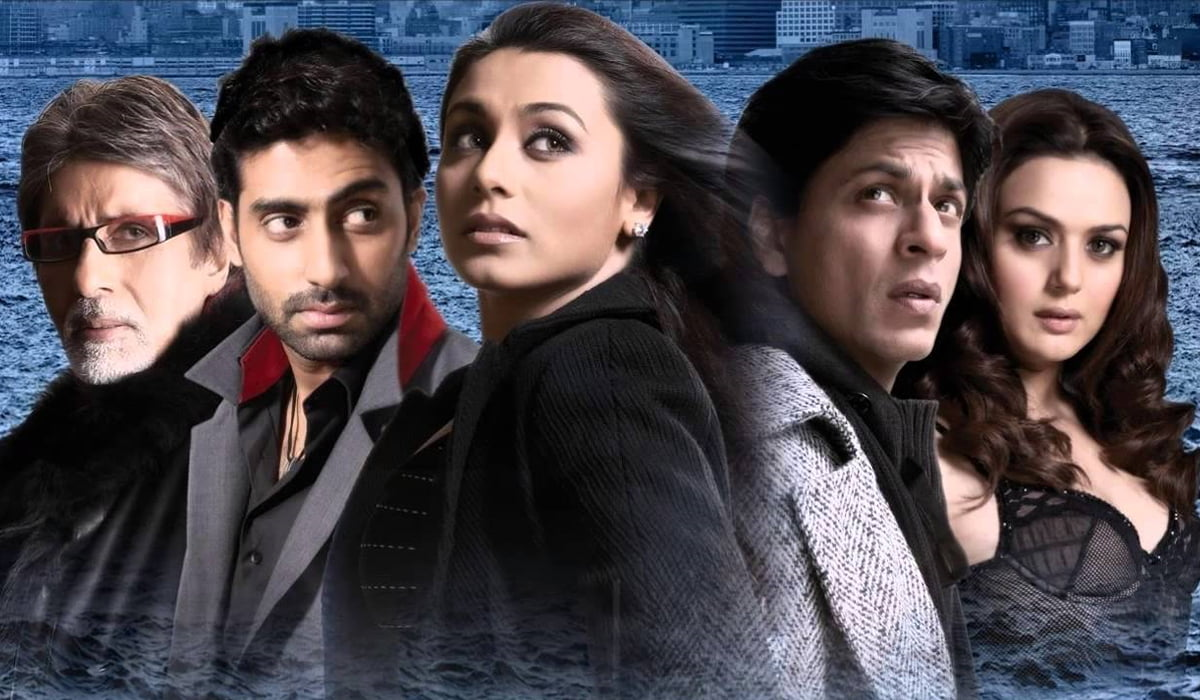 14 years of Kabhi Alvida Naa Kehna Here are romantic dialogues from the movie