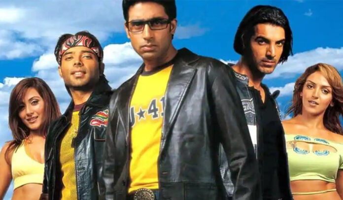 16 years of Dhoom Abhishek Bachchan, John Abraham, Uday Chopra starrer Dhoom Dialogues