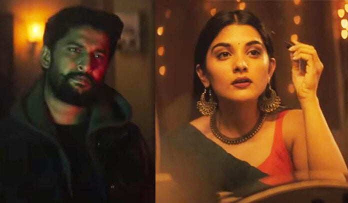 Amazon Prime Video launches a soul-stirring song, 'Vasthunna Vachestunna', from Nani and Sudheer Babu-starrer 'V