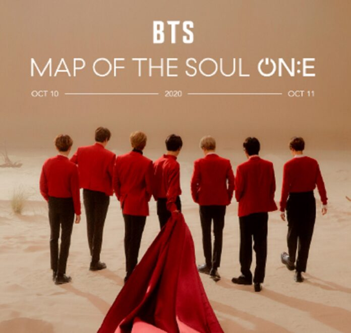 Big Hit announces BTS MAP OF THE SOUL ON:E to play online/offline concerts in October