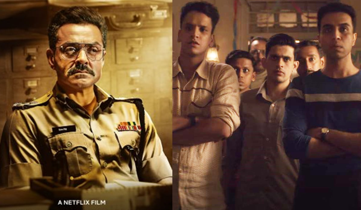 Class of 83 trailer Bobby Deol's Netflix film, a police drama is about killing gangsters