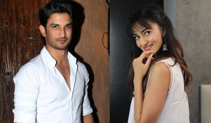 Erica Fernandes demands justice for Sushant Singh Rajput and Disha Salian