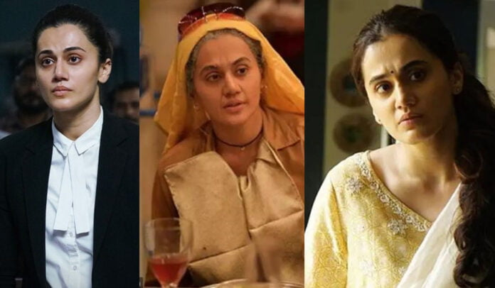 Happy Birthday Taapsee Pannu's Powerful Dialogues from her movies