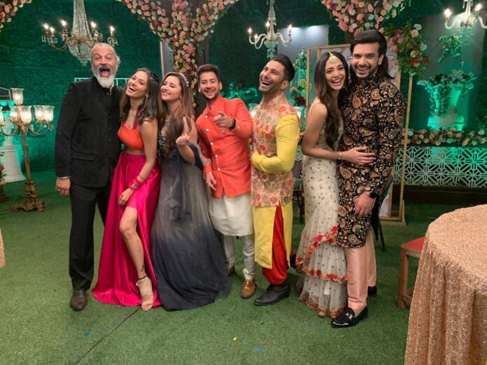 Karan Kundrra can't contain his excitement as he reunites with the team of ALTBalaji's Dil Hi Toh Hai Season 3