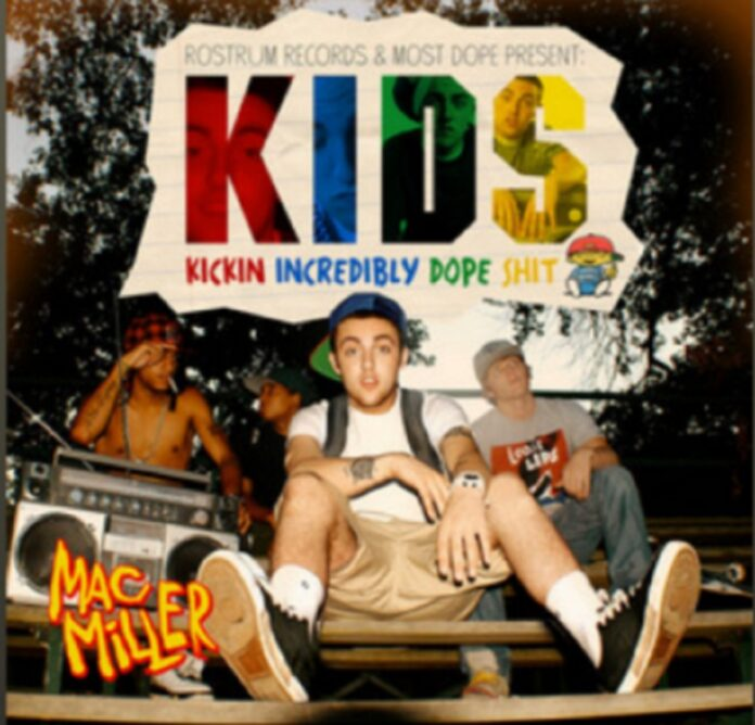 Mac Miller's mixtape K.I.D.S. to be released by Rostrum Records