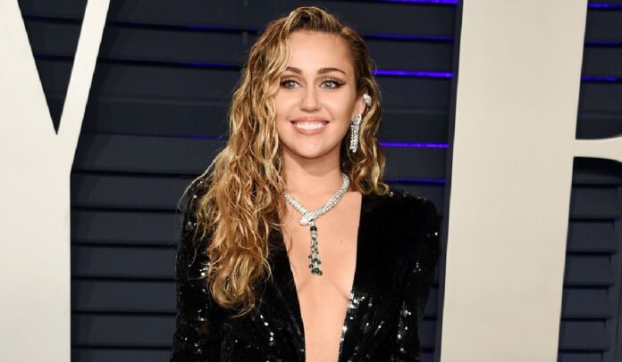 Miley Cyrus pays emotional tribute to her late grandmother