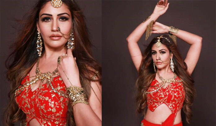 Naagin 5 Surbhi Chandna's first look as Naagin revealed
