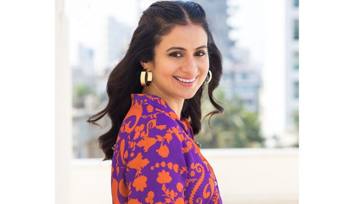 Rasika Dugal excited for the streaming of Mirzapur Season 2