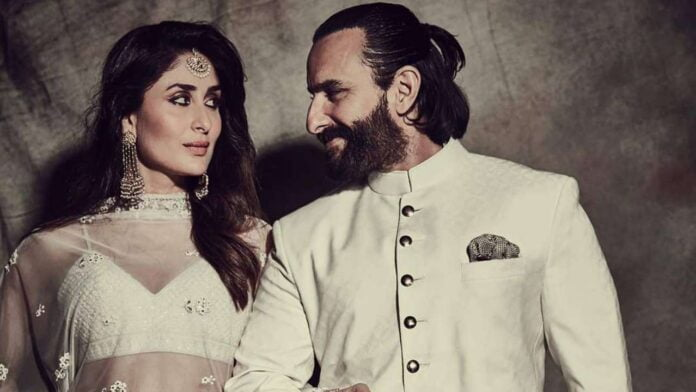 Saif Ali Khan and Kareena Kapoor announce the arrival of their second baby