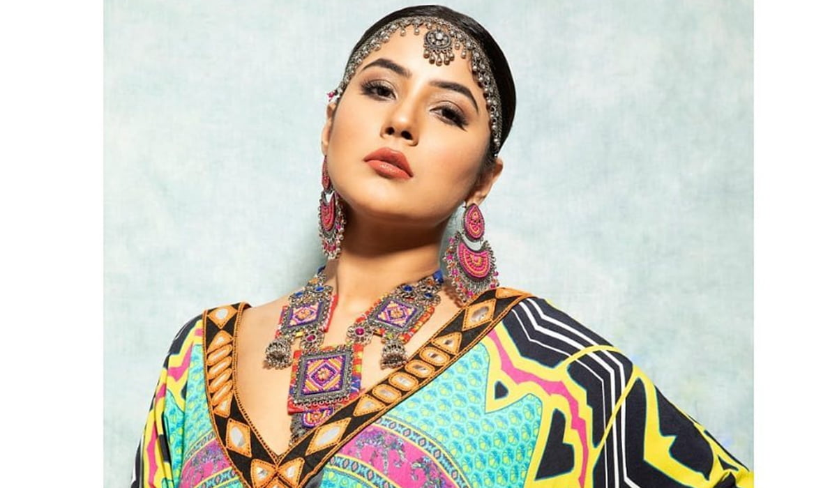 Shehnaaz Gill's funky look will make you fall in love with her