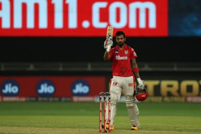 Rahul rewrites record books with blistering 132