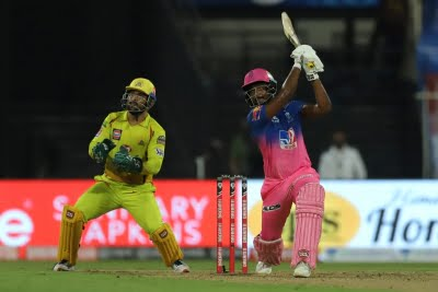 IPL 13: Record 33 sixes hit in CSK vs RR clash in Sharjah
