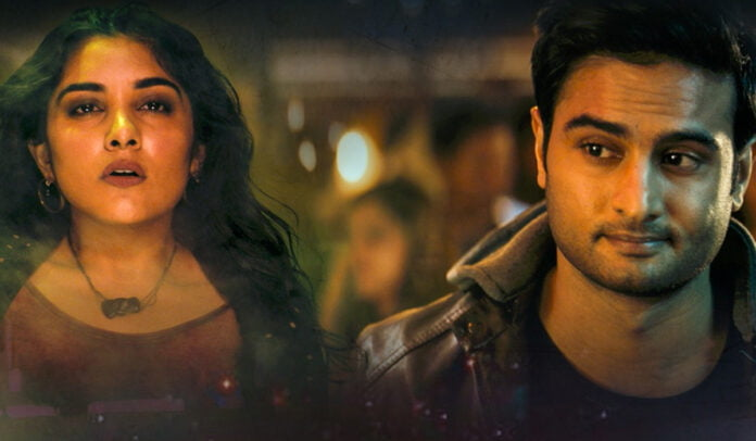 Amazon Prime Video launches the peppy song - Baby Touch Me Now, from Nani and Sudheer Babu-starrer V