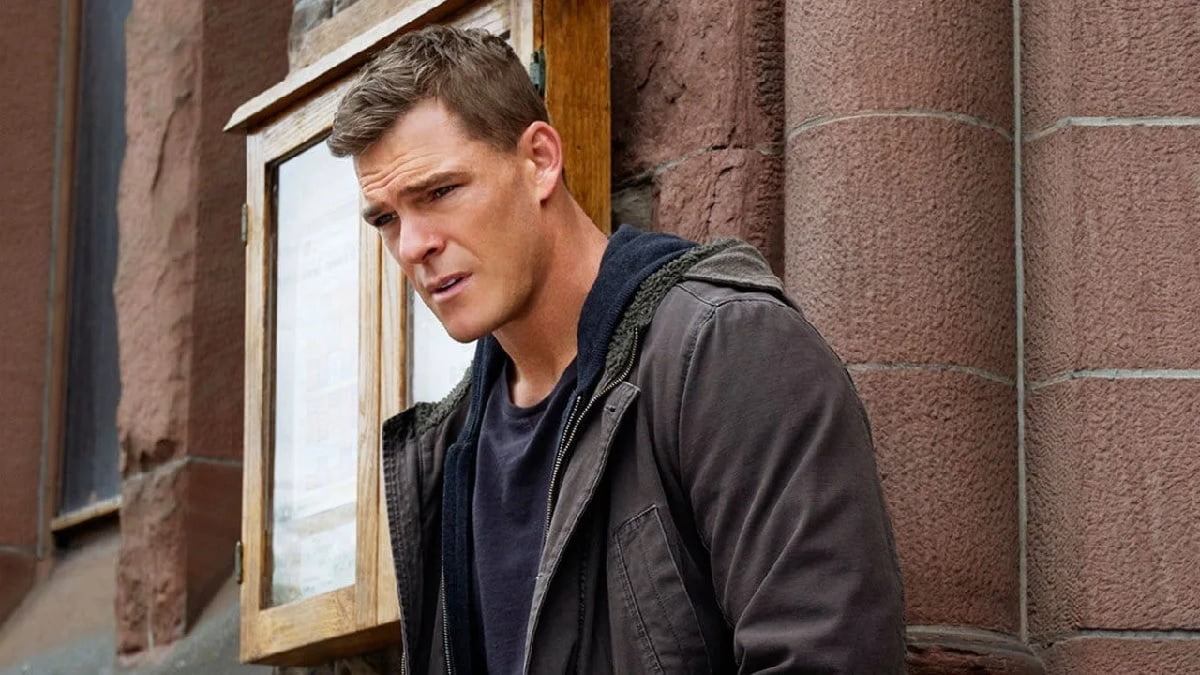 Alan Ritchson to Star in 'Jack Reacher' TV Series as Title Role!