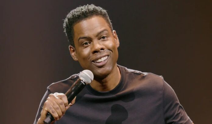 Chris Rock reveals nonverbal learning disorder diagnosis