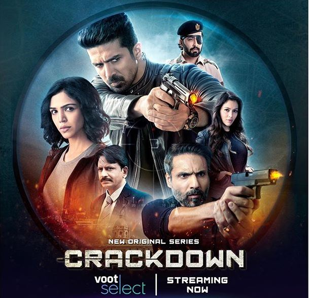 Web Series Review | Crackdown: An okay option for a binge