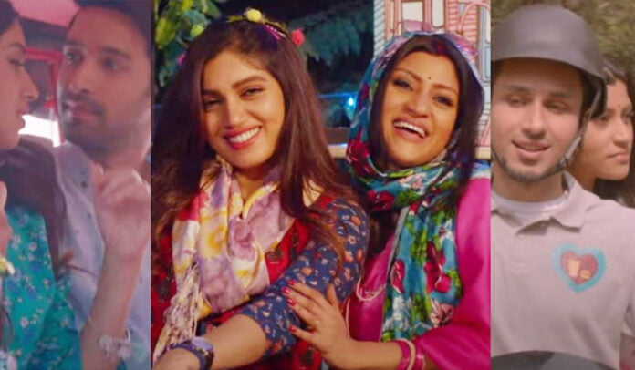 Dolly Kitty Aur Woh Chamakte Sitare Dilaogues Konkona Sen Sharma and Bhumi Pednekar's funny and bold dialogues