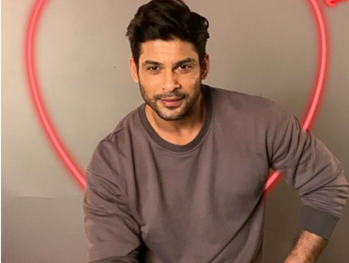 Fans rejoice as Sidharth Shukla now has his very own instagram filter!