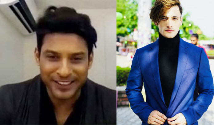 Find out what Sidharth Shukla says about Asim Riaz in Bigg Boss 14 virtual