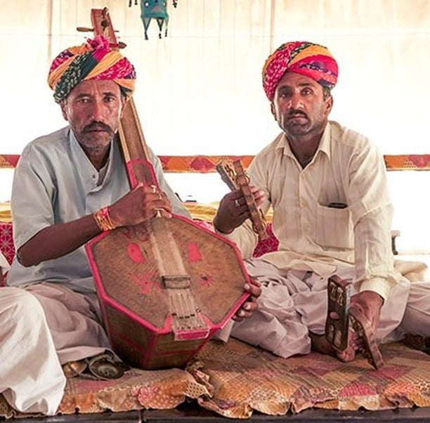 Folk artists 'Together Louder Stronger' by Anahad Foundation & Believe Entertainment